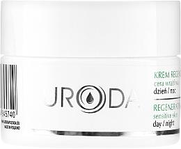 Fragrances, Perfumes, Cosmetics Regenerating Face Cream for Sensitive Skin - Uroda Regenerating Face Cream For Sensitive Skin