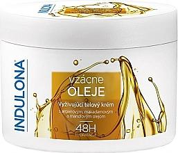 Fragrances, Perfumes, Cosmetics Nourishing Oil Body Cream - Indulona Nourishing Body Cream With Rare Oils