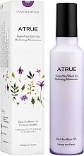 Fragrances, Perfumes, Cosmetics Moisturizing Cream with Black Tea and Violet Petals - A-True Violet Petal Black Tea Hydrating Moisturizer