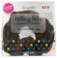 Fragrances, Perfumes, Cosmetics Hair Rings, brown - Rolling Hills Scrunchie Hair Rings Brown