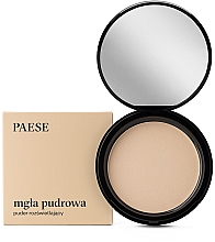 Fragrances, Perfumes, Cosmetics Compact Powder - Paese Sheer Glow Powder