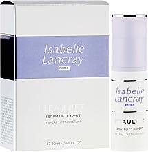Fragrances, Perfumes, Cosmetics Lifting Expert Serum - Isabelle Lancray Beaulift Serum Lift Expert