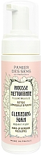 Fragrances, Perfumes, Cosmetics Cleansing Foam - Panier des Sens Radiant Peony Cleansing Foam