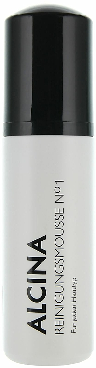 Cleansing Foam for Face - Alcina №1 Cleansing Mousse