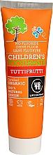 "Fragrances, Perfumes, Cosmetics Kids Toothpaste ""Tutti-Frutti"" - Urtekram Childrens Toothpaste Tuttifrutti"