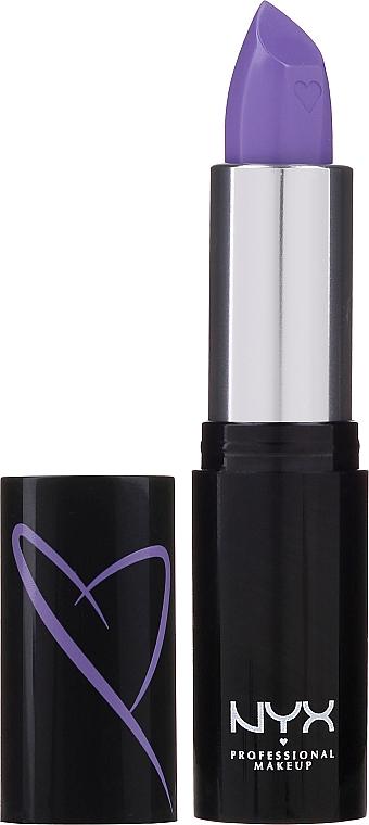 Matte Lipstick - NYX Shout Loud Satin Lipstick