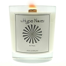 Fragrances, Perfumes, Cosmetics Scented Candle - The Hype Noses Art Plastique