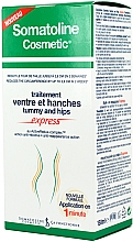 Fragrances, Perfumes, Cosmetics Tummy & Hips Slimming Cream - Somatoline Cosmetic Express Tummy & Hips Treatment