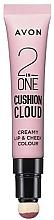 Fragrances, Perfumes, Cosmetics Lip and Cheeks Cushion - Avon Liquid Lip Cushion