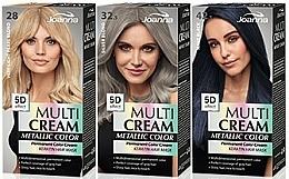 Fragrances, Perfumes, Cosmetics Hair Color - Joanna Multi Cream Color Metallic