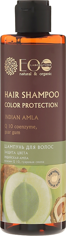 """Colored Hair Shampoo """"Color Protection"""" - ECO Laboratorie Color Protection Hair Shampoo"""