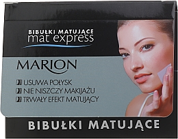 Fragrances, Perfumes, Cosmetics Blotting Paper Set, 4 pcs + 1 - Marion Mat Express