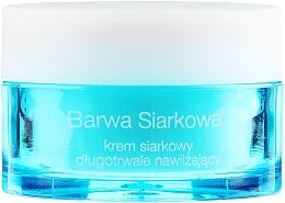 Deep Moisturizing Sulfur Cream - Barwa Sulphuric Cream Prolonged Moisturising — photo N3