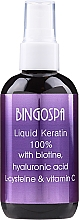 Fragrances, Perfumes, Cosmetics Liquid Hair Keratin - Bingospa Liquid 100% Keratin with Biotine