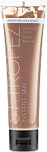 Fragrances, Perfumes, Cosmetics Body Self Tanner with Glossy Effect - St. Tropez Instant Tan Finishing Gloss