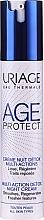 "Fragrances, Perfumes, Cosmetics Night Detox Cream ""Cleansing + Wrinkle Correction"" - Uriage Age Protect Multi-Action Detox Night Cream"