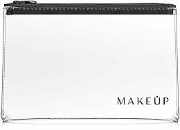 "Fragrances, Perfumes, Cosmetics Clear Makeup Bag ""Flat Glow"" 26x16 cm - MakeUp"
