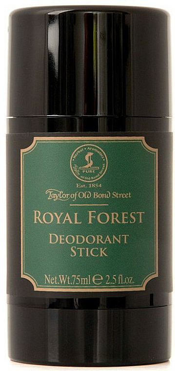 Taylor of Old Bond Street Royal Forest - Deodorant Stick