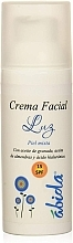 Fragrances, Perfumes, Cosmetics Face Cream for Combination Skin - Abida Luz Face Cream SPF15