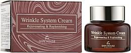 Fragrances, Perfumes, Cosmetics Anti-Aging Collagen Cream - The Skin House Wrinkle System Cream