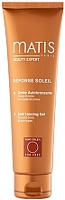 Fragrances, Perfumes, Cosmetics Self-Tanning Face & Body Gel - Matis Reponse Soleil Self Tanning Face & Body Gel