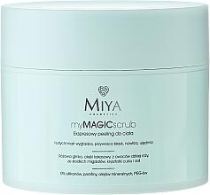 Fragrances, Perfumes, Cosmetics Express Body Scrub - Miyo My Magic Scrub
