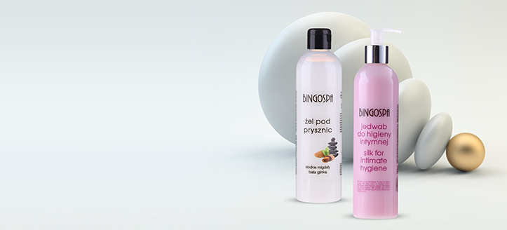 Get a free Intimate Wash Gel when buying BingoSpa products for the amount of £11 or more