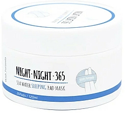 Fragrances, Perfumes, Cosmetics Collagen & Sea Water Sleeping Pad - Wish Formula Night Night 365 Sea Water Sleeping Pad Mask