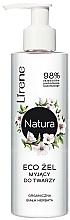 Fragrances, Perfumes, Cosmetics Facial Washing Gel - Lirene Natura Eco Gel