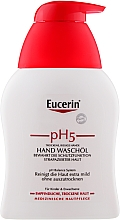 Hand Wash for Dry & Sensitive Skin - Eucerin PH5 Hand Wash — photo N1