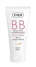 Fragrances, Perfumes, Cosmetics Face BB Cream - Ziaja BB-Cream Jasny