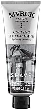 Fragrances, Perfumes, Cosmetics Moisturizing After Shave Gel - Paul Mitchell MVRCK Cooling Aftershave