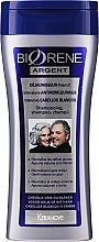 Fragrances, Perfumes, Cosmetics Gray Hair Shampoo - Eugene Perma Biorene Argent Shampoo