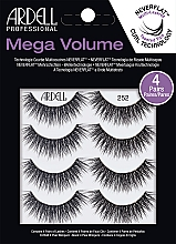 Fragrances, Perfumes, Cosmetics False Lashes - Ardell Mega Volume 252