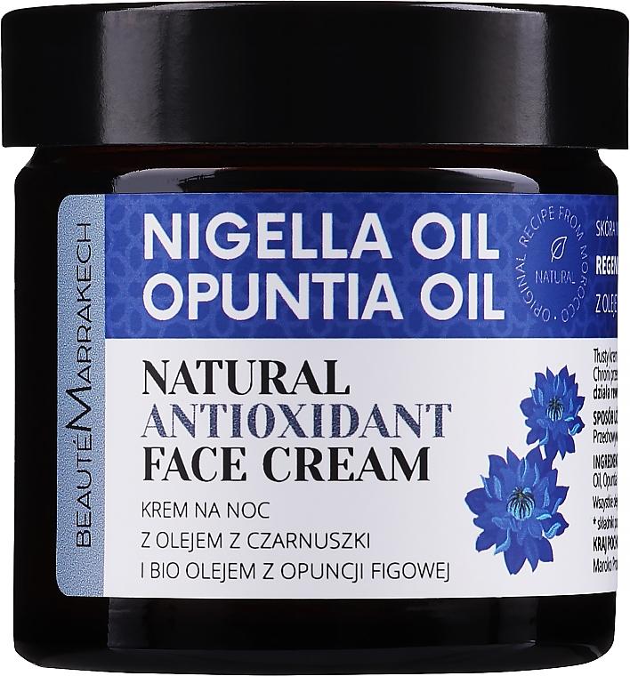 Repair Night Cream with Prickly Pear Oil & Black Cumin - Beaute Marrakech Face Cream