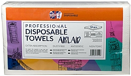 Fragrances, Perfumes, Cosmetics Disposable Towels, 50 pcs - Ronney Professional Disposable Towels Airlaid