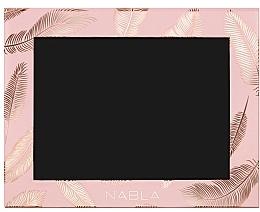 Fragrances, Perfumes, Cosmetics Cosmetics Case - Nabla Feather Edition Liberty Twelve Customizable Palette