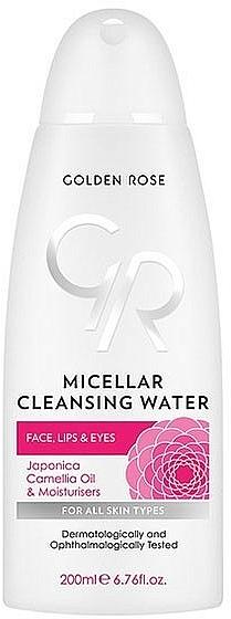 Micellar Water - Golden Rose Golden Rose Micellar Cleansing Water — photo N1