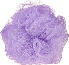 Fragrances, Perfumes, Cosmetics Bath Sponge, lilac - IDC Institute Design Mesh Pouf Bath Sponges