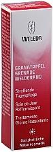 Fragrances, Perfumes, Cosmetics Moisturizing Pomegranate Day Cream - Weleda Granatapfel Straffendes Tagespflege (mini size)