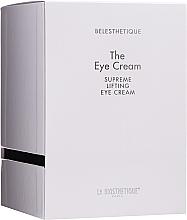 Fragrances, Perfumes, Cosmetics Lifting Eye Cream - La Biosthetique Belesthetique The Eye Cream