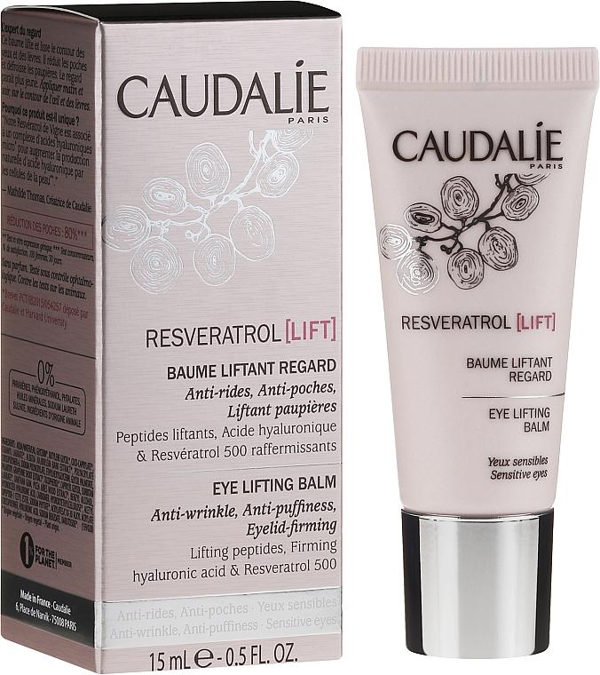 Lifting Balm for Eye Contour - Caudalie Resveratrol Lift Eye Lifting Balm