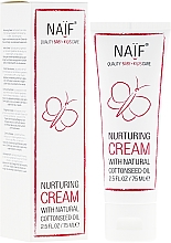 Fragrances, Perfumes, Cosmetics Baby Cream Care - Naif Nurturing Cream