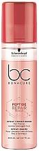 Fragrances, Perfumes, Cosmetics Repair Hair Conditioner Spray - Schwarzkopf Professional BC Bonacure Peptide Repair Rescue Spray Conditioner