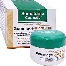 Fragrances, Perfumes, Cosmetics Slimming Scrub - Somatoline Cosmetic Gommage sucre brun