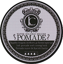 Fragrances, Perfumes, Cosmetics Strong Hold Styling Pomade for Men - Lavish Care Water Soluble Deluxe Pomade Soft Pomade With Strong Hold