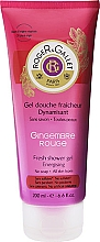 Fragrances, Perfumes, Cosmetics Roger & Gallet Gingembre Rouge - Shower Gel