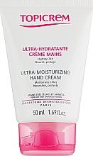 Fragrances, Perfumes, Cosmetics Ultra-Moisturizing Hand Cream - Topicrem Ultra-Moisturizing Hand Cream
