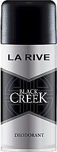 Fragrances, Perfumes, Cosmetics La Rive Black Creek - Deodorant