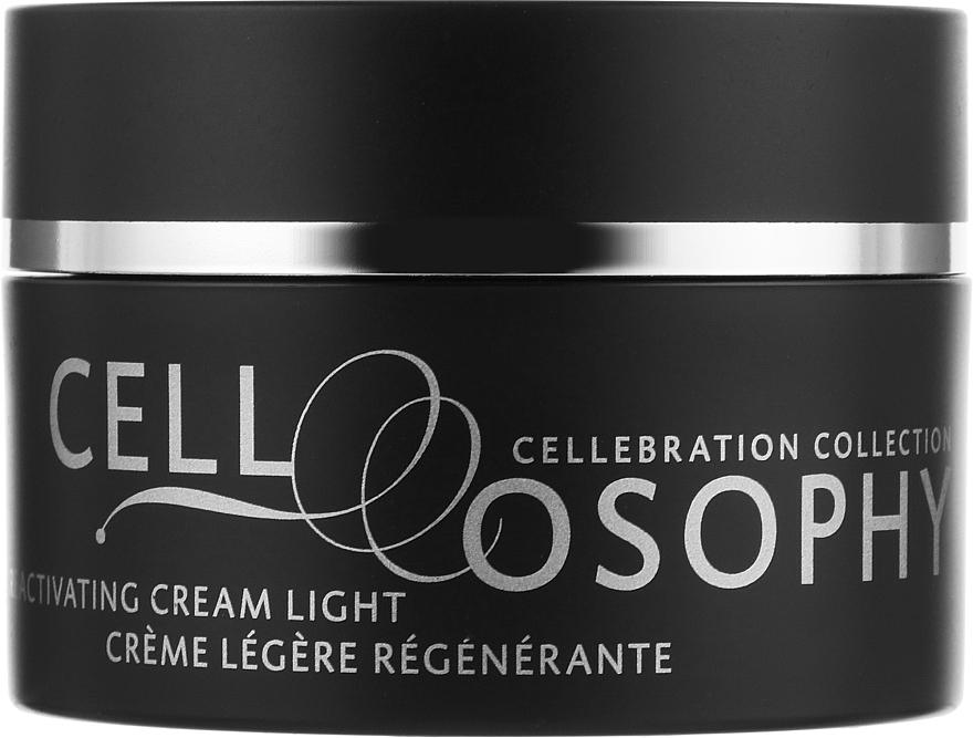 Light Rejuvenating Face Cream - Dr. Spiller Cellosophy Reactivating Cream Light — photo N1